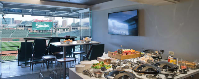 suites and premier seating chicago cubs