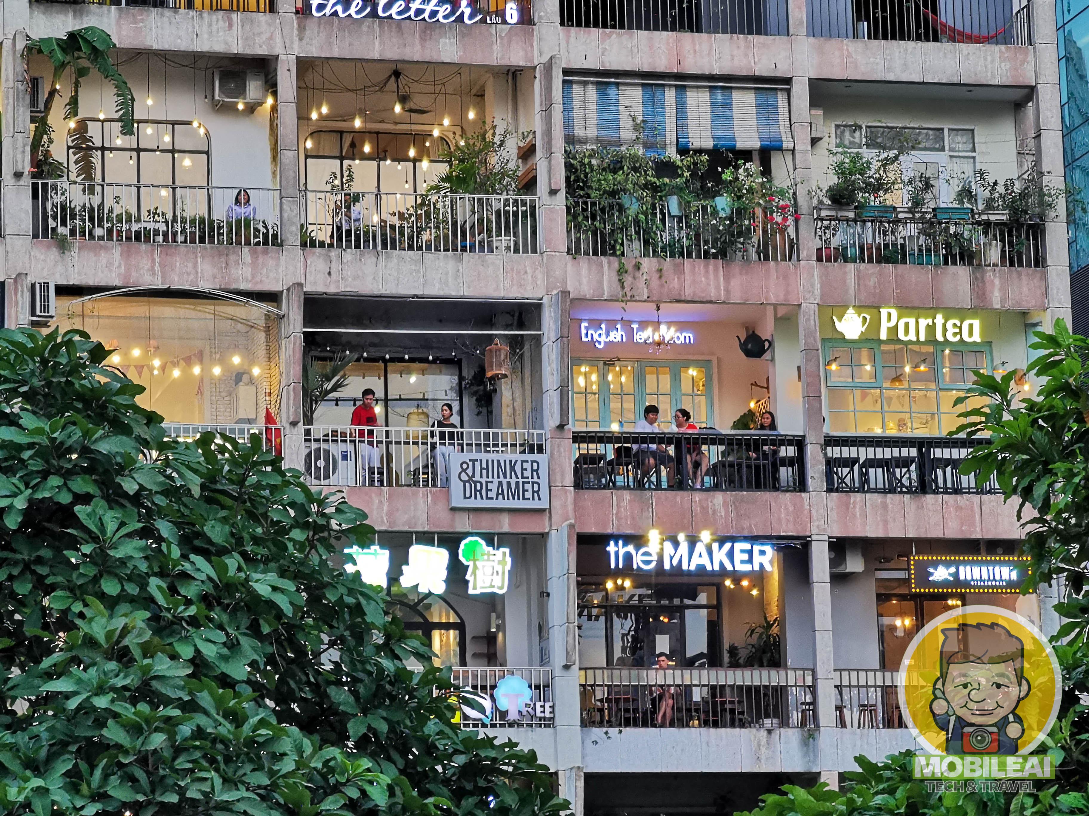胡志明必去文青景點咖啡公寓 The Cafe Apartments 該怎麼去?咖啡公寓外觀最佳拍攝位置又在哪? - 傳說中的挨踢部門