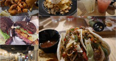 西門町平價美食▌聚會推薦平價美味的「A.K.12美式小館」,巴克斯美式小館分店@捷運西門站(美式餐廳、聚會餐廳)