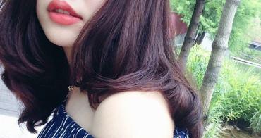 髮型 ▌春夏中長髮2016,讓我年輕許多~又到「BonBonHair 」換髮型 換髮色@捷運中山站
