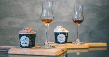 赤峰街冰淇淋 采時代義式冰淇淋:大人味的酒+冰淇淋,手工製的美味傳統義式冰@捷運雙連站