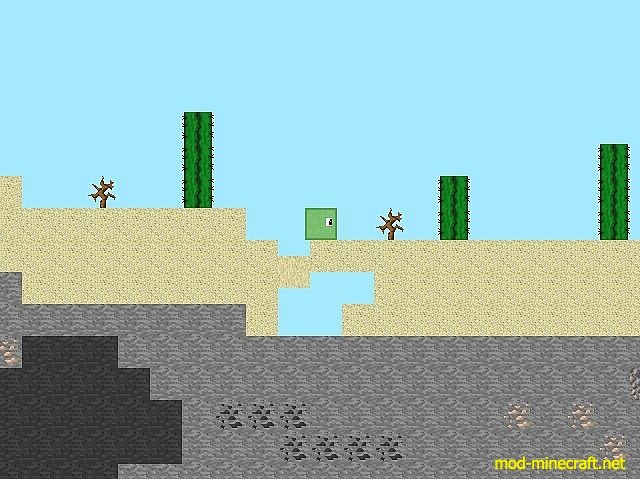 Adventures Of Jerry The Slime Mod 152