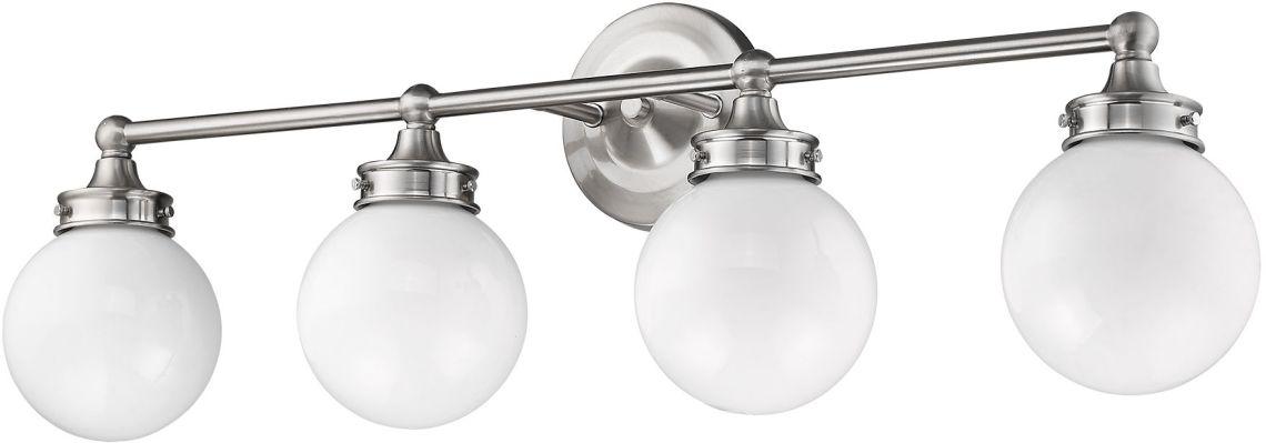 Acclaim Fairfax 4-Light Bath & Vanity Fixture - IN41413SN ...