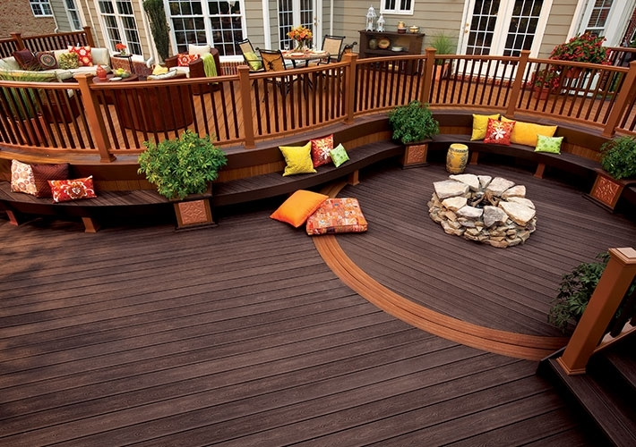 DIY Backyard Grilling Area - Modernize on Patio Grilling Area  id=52961