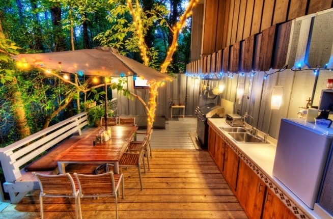 DIY Backyard Grilling Area - Modernize on Patio Grilling Area  id=27635