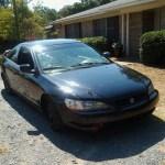 1999 Honda Accord For Sale Texarkana Texas