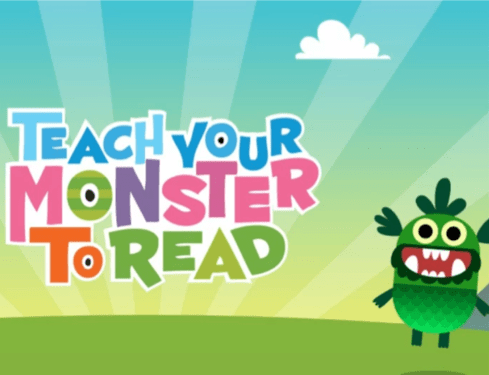 Free Teach Your Monster to Read App (Reg. $5!) | Money Saving Mom ...