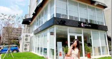★新竹★竹北Jack Pan Cafe傑克潘,粉紅咖啡店