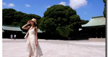 ★日本★東京爆炸行DAY2。明治神宮、台場、摩天輪