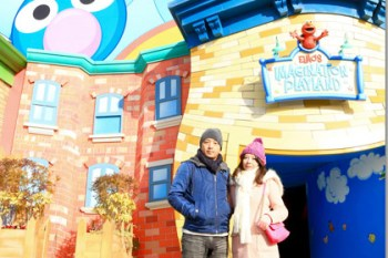 ★日本★大阪東京輕井澤雪景行DAY2。超刺激的環球影城、哈利波特魔法世界