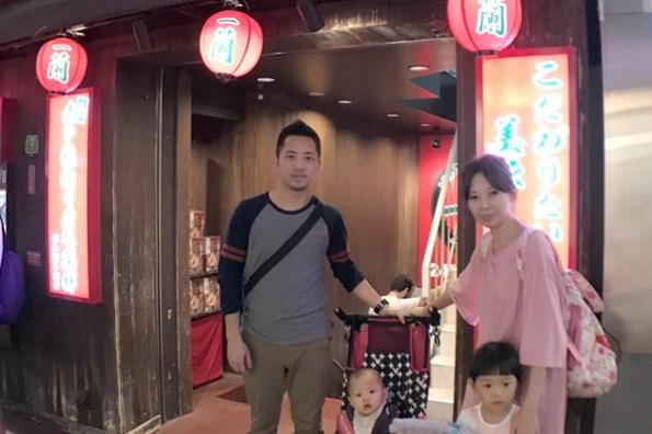 ★日本★雙寶東京迪士尼慶生行DAY1。東急澀谷卓越大飯店、一蘭拉麵、HARBS、MEGA唐吉訶德