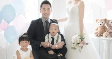 ★寶寶★小布迪寶寶周歲寫真、全家福,小古婚紗攝影實在太推薦了