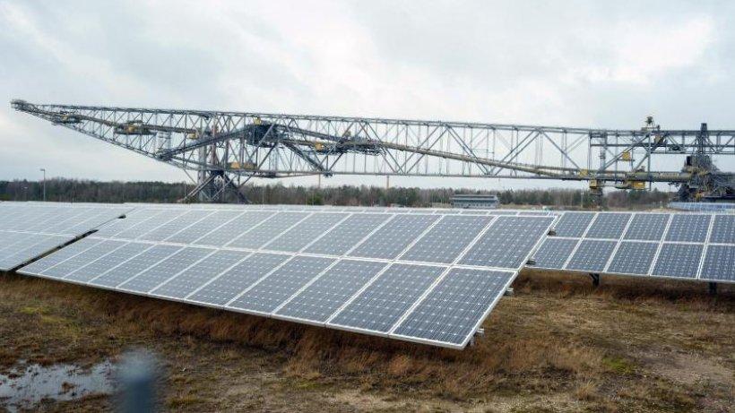 Brandenburg steigert Tempo beim Ausbau der Solarenergie