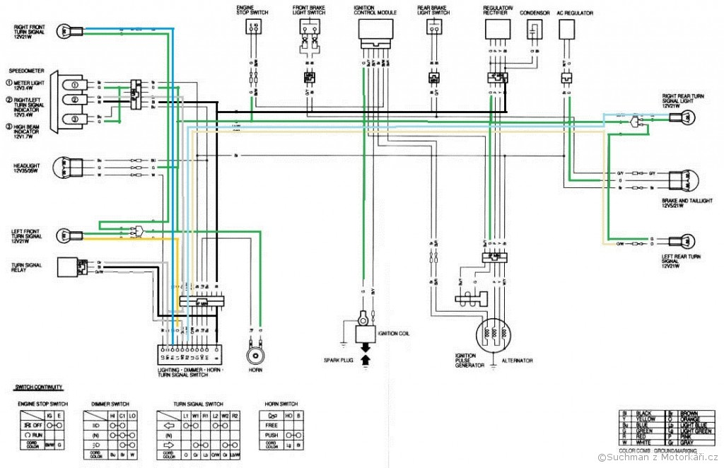 Msr Capacitor Wiring Diagram With Relay Coil Chevy Starter Relay ...