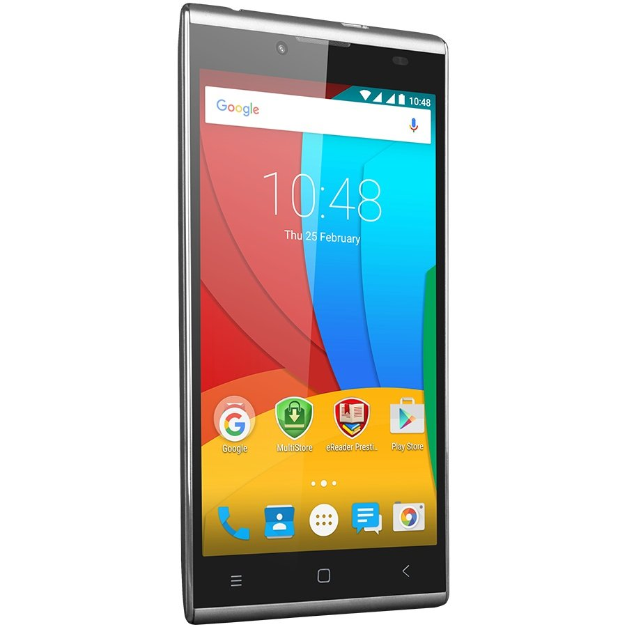 Prestigio MultiPhone 5506 Grace Q5 DS Grey – купить ...