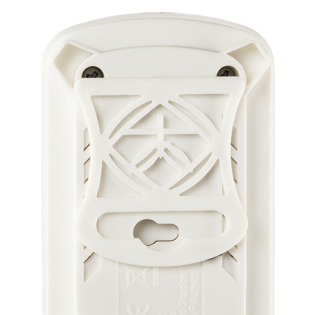 Удлинитель НАМА на 6 розеток, с выключателем, 1,5 м, белый ...
