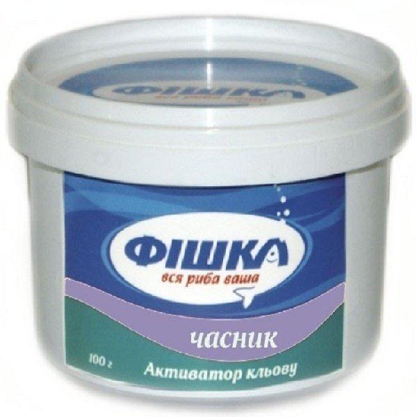 Активатор клева Фишка 100 гр чеснок (FSAK10100) – купить в ...
