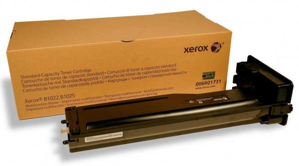 Тонер-картридж лазерный Xerox B1022/B1025, 13700 стр ...