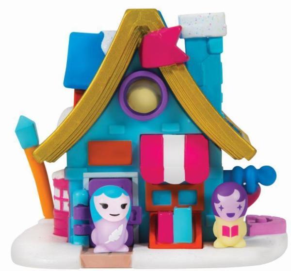 Игровая фигурка Nanables Small House Зимняя страна чудес ...