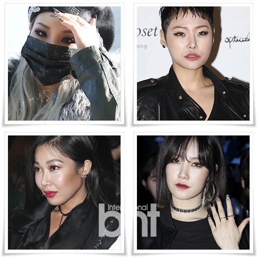 熱詞Girl Crush什么意思?韓女星CL Jessi完美演繹