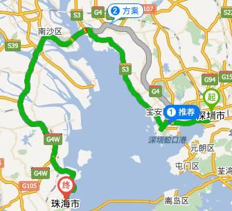 深圳到珠海的高鐵終于要開通!這些好去處趕緊Mark!