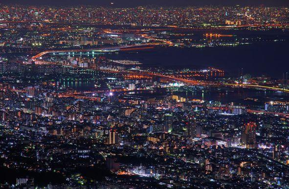 價值千萬美金的日本最新三大夜景你都看了么?-搜狐