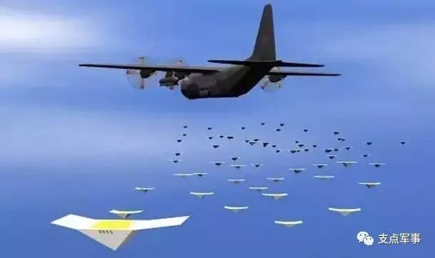 全球無人機 三款戰略長航時無人機