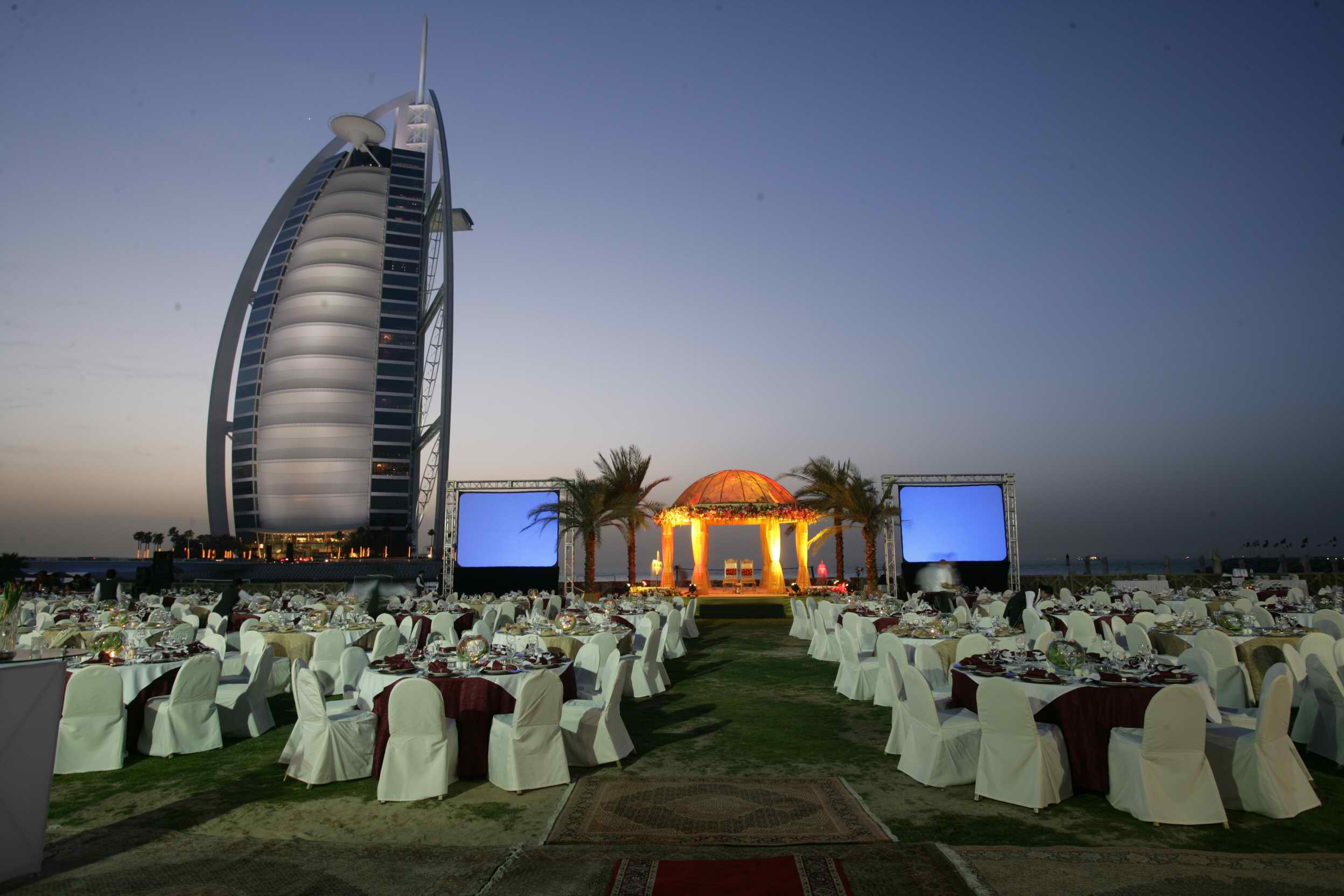 Destination Wedding in Dubai
