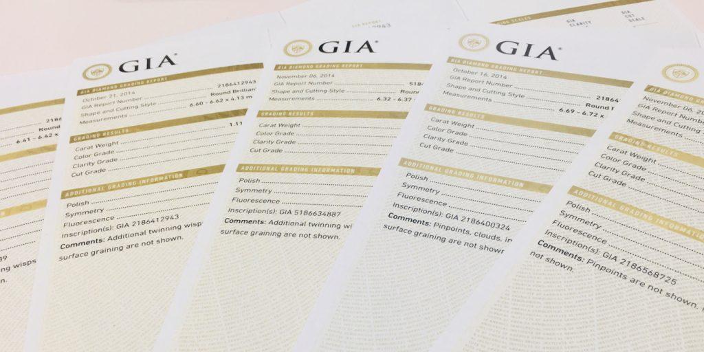 【進階】GIA證書怎麼看:Comments的這些小祕密