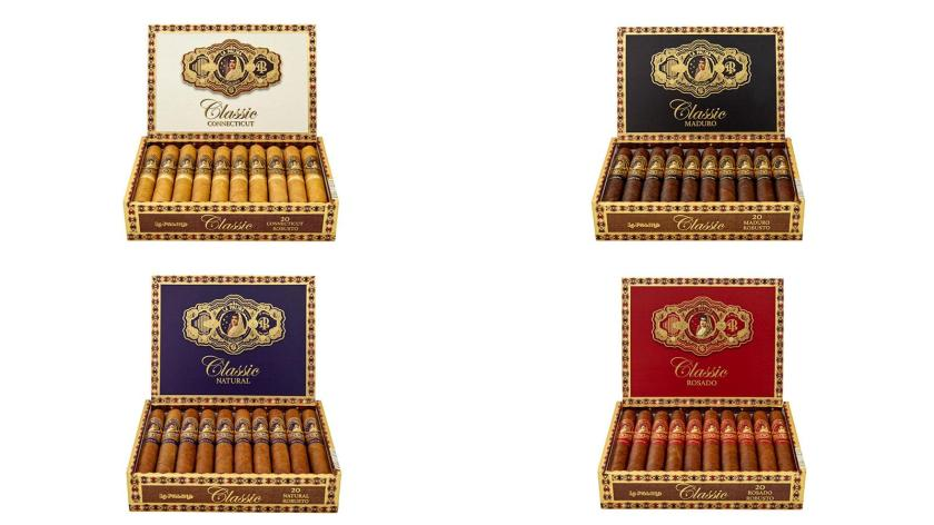 La Palina Classic Collection Gets New Look, Gordo Sizes