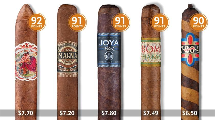 15 Cigars Under $8 For the Summer