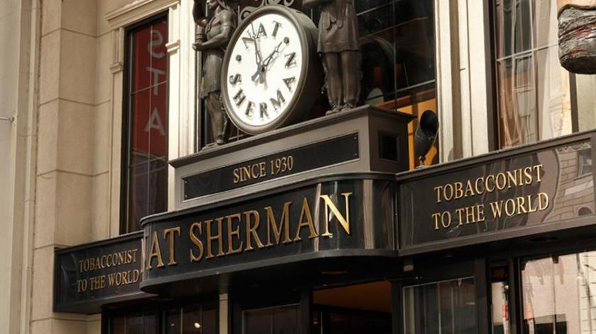 Nat Sherman International Closing