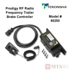 Tekonsha Prodigy RF Remote Electric Trailer Brake Control