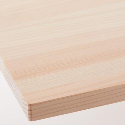 檜木砧板/24×18 | 無印良品