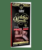 GOLDEN BOW SOLUTIONS Golden Sweetz Czekolada Ciemna 50g