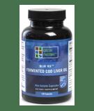 GREEN PASTURE Fermented COD Liver Oil 120 kaps.