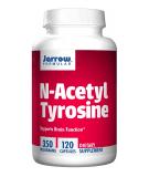 JARROW N-Acetyl Tyrosine 350mg 120 kaps.