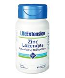 LIFE EXTENSION Zinc Lozenges 60 tab.