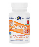 NORDIC NATURALS Daily Omega Kids 30 softgels