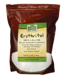 NOW FOODS Erythritol 1134g
