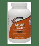 NOW FOODS MSM Powder 454g