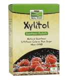 NOW FOODS Xylitol 75 sasz.