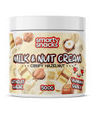SMARTY SNACKS Milk & Nut Cream 500g