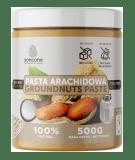 SONCONE Pasta arachidowa z ksylitolem i solą morską 500g