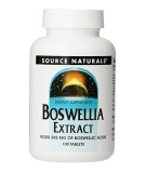 SOURCE NATURALS Boswellia Extract 100 tab.