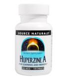 SOURCE NATURALS Huperzine A 200mcg 120 tab.
