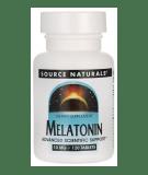 SOURCE NATURALS Melatonin 10mg 120 tab.