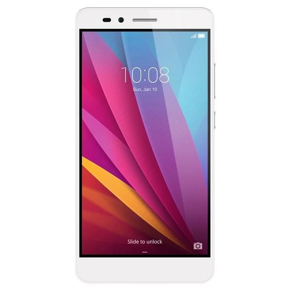 Смартфон Huawei Honor 5X Silver (KIW-L21)
