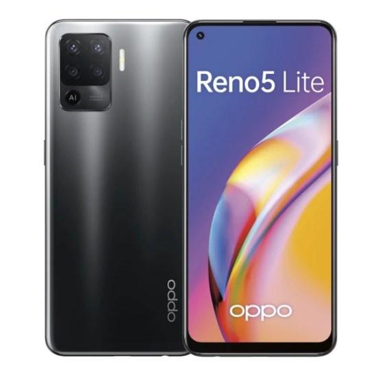Купить Смартфон OPPO Reno5 Lite Fluid Black (CPH2205) в каталоге интернет  магазина М.Видео по выгодной цене с доставкой, отзывы, фотографии - Москва