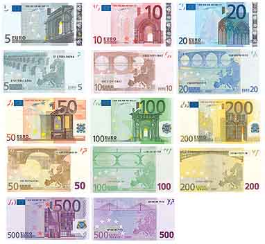 Do The Euro Money Look Like A Monopoly Money Mylot